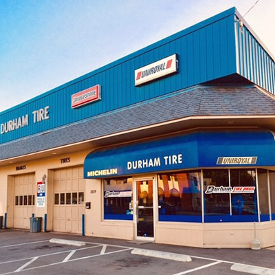 Durham Tire and Auto Center Tire Pros - Roxboro